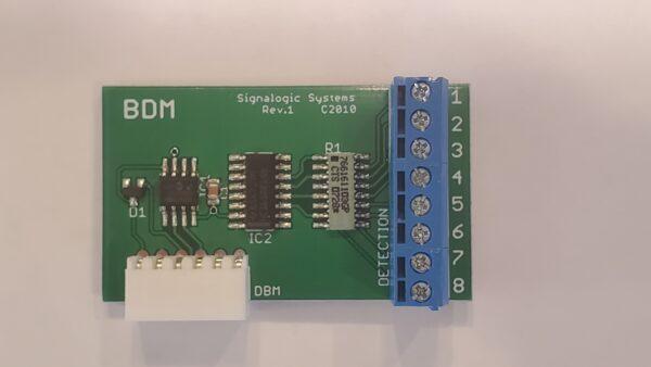 Block Detector Input Module