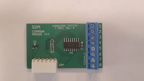 Common-Anode LED Driver